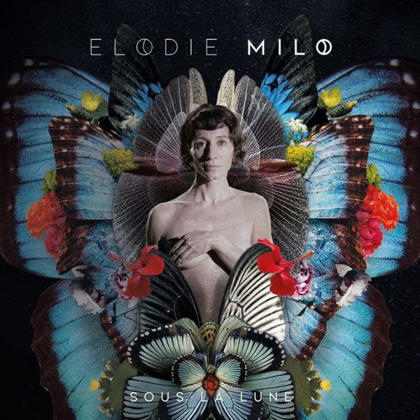 Elodie Milo en concert