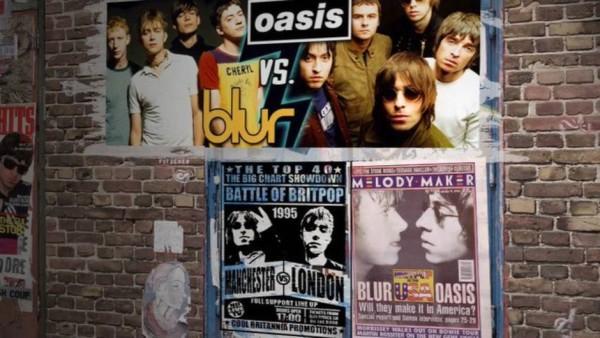 Arte : Blur/Oasis, la guerre de la Britpop