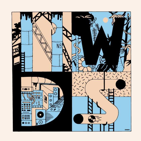 Nowadays Records - Spring Tape