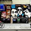 """Une fresque pour célébrer """"Paul's Boutique"""" des Beastie Boys"""