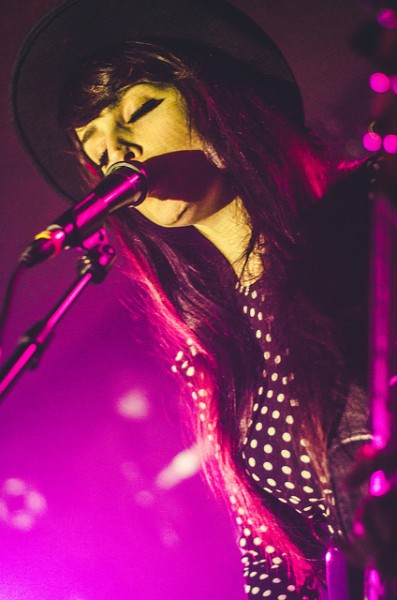 Dum Dum Girls @ Muziekodroom - 11/12/13