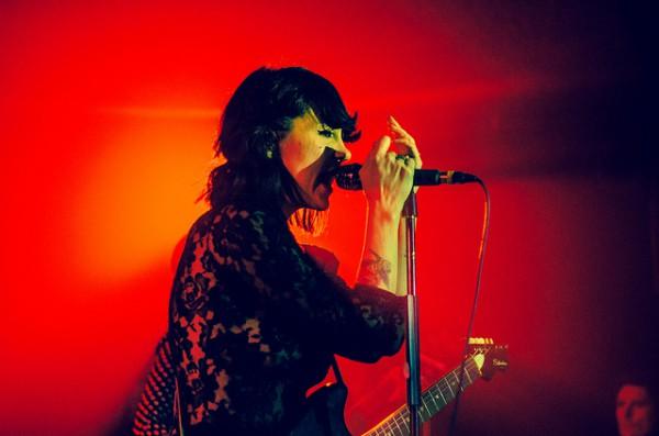 Dum Dum Girls @ Muziekodroom - 11/12/13