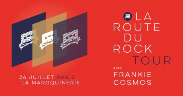 La Route Du Rock Tour - Frankie Cosmos et Trust Fund @ La Maroquinerie