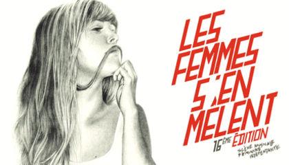 Les Femmes s'en Mêlent #16