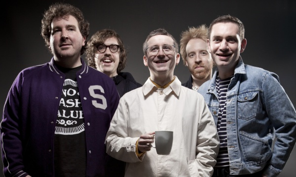 Interview de Hot Chip
