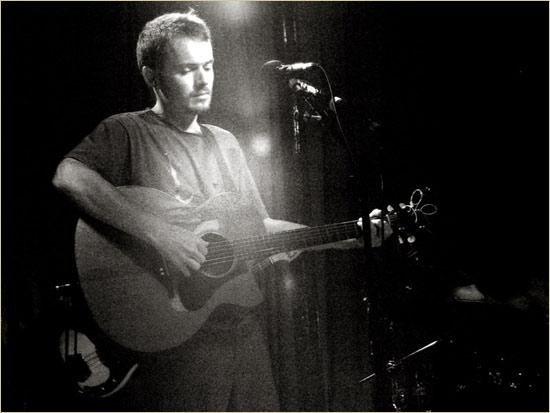Damien Rice @ La Boule Noire - 25 octobre 2003