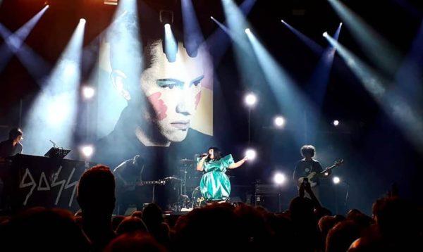 Girl Power à Pleyel - Gossip et Big Joanie live