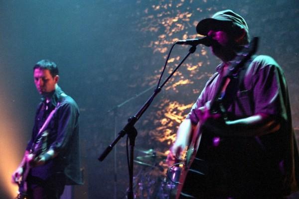 Swell @ Café de la Danse - 11 mai 2004