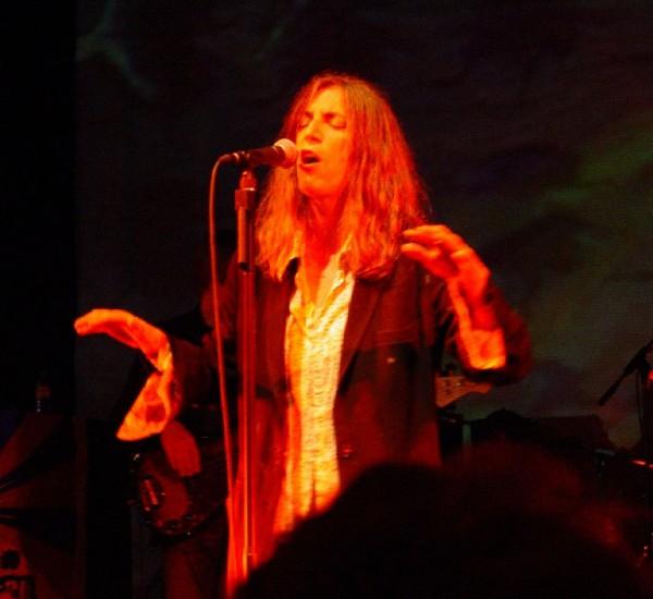 Patti Smith @ Le Zénith - 21 octobre 2004