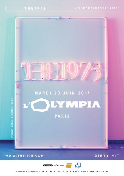 The 1975 @ Olympia