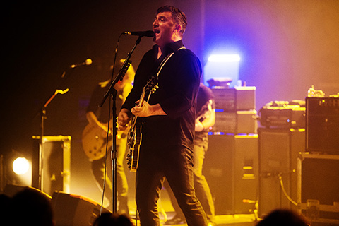 The Afghan Whigs @ Cirque Royal - 07 Février 2015