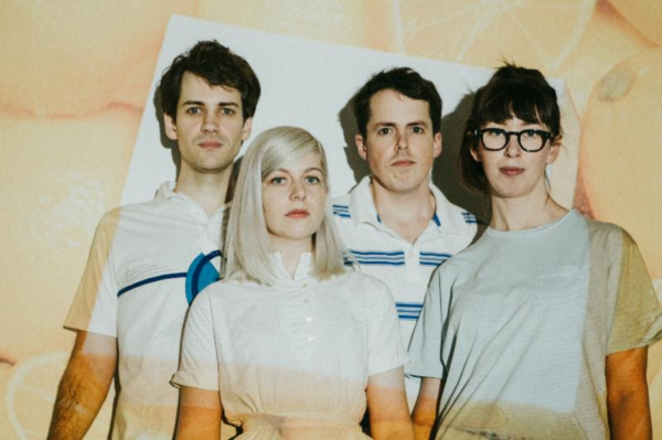 "Alvvays - In Undertow (extrait du nouvel album ""Antisocialites"")"