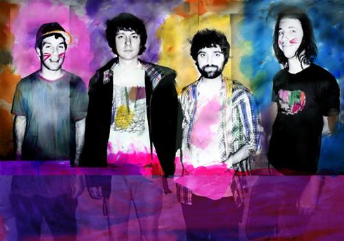 "Animal Collective - FloriDada (extrait du nouvel album ""Painting With"")"