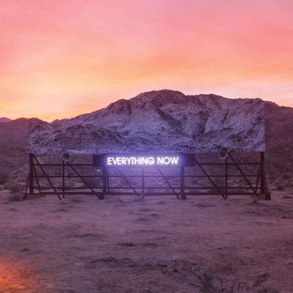 "Flop 2017 : Arcade Fire - ""Everything Now"""