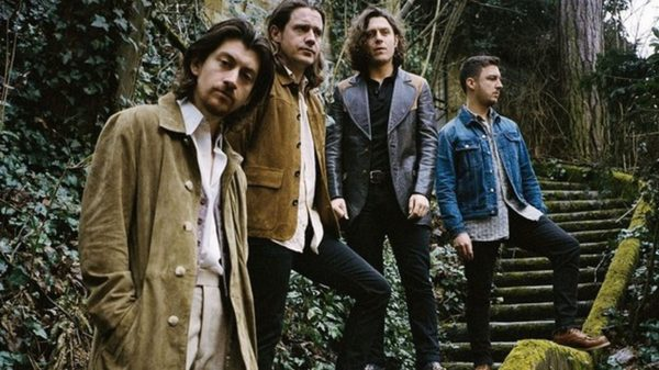 Arctic Monkeys @ Le Zenith - 30 Mai 2018