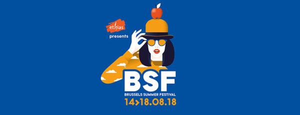 La belle programmation du Brussels Summer Festival