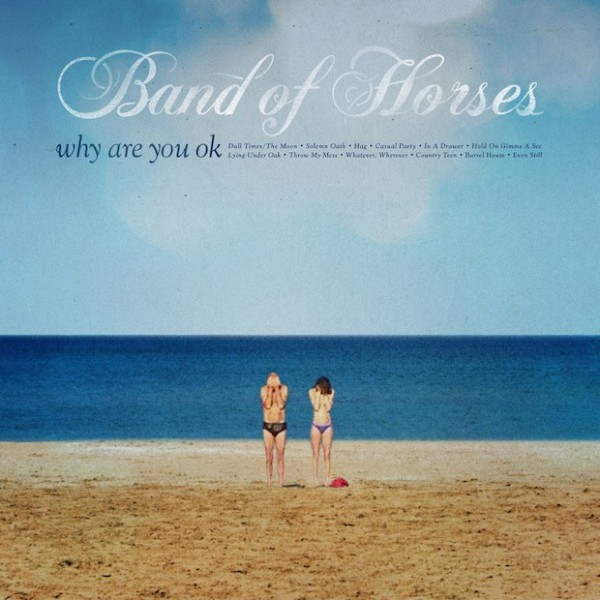 Le nouvel album de Band Of Horses en détails