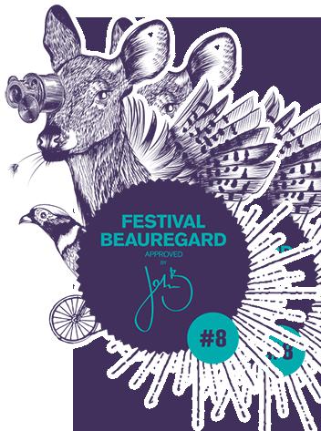 Festival Beauregard @ Hérouville-Saint-Clair 1-2-3 juillet 2016