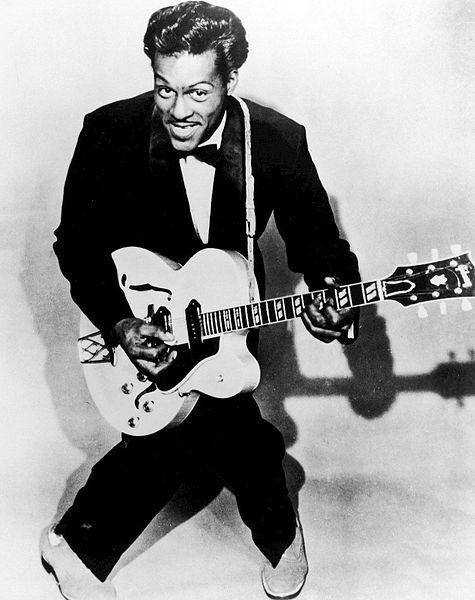 Chuck Berry n'est plus
