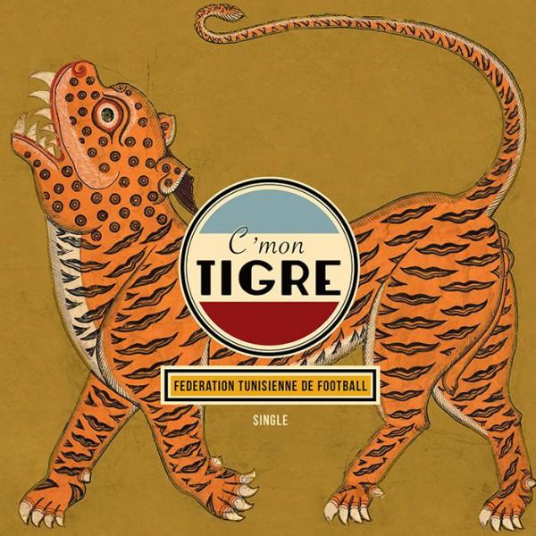 Quand C'mon Tigre concilie football et musique...