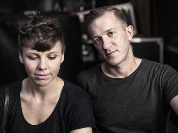Colin Stetson & Sarah Neufeld - The Rest Of Us