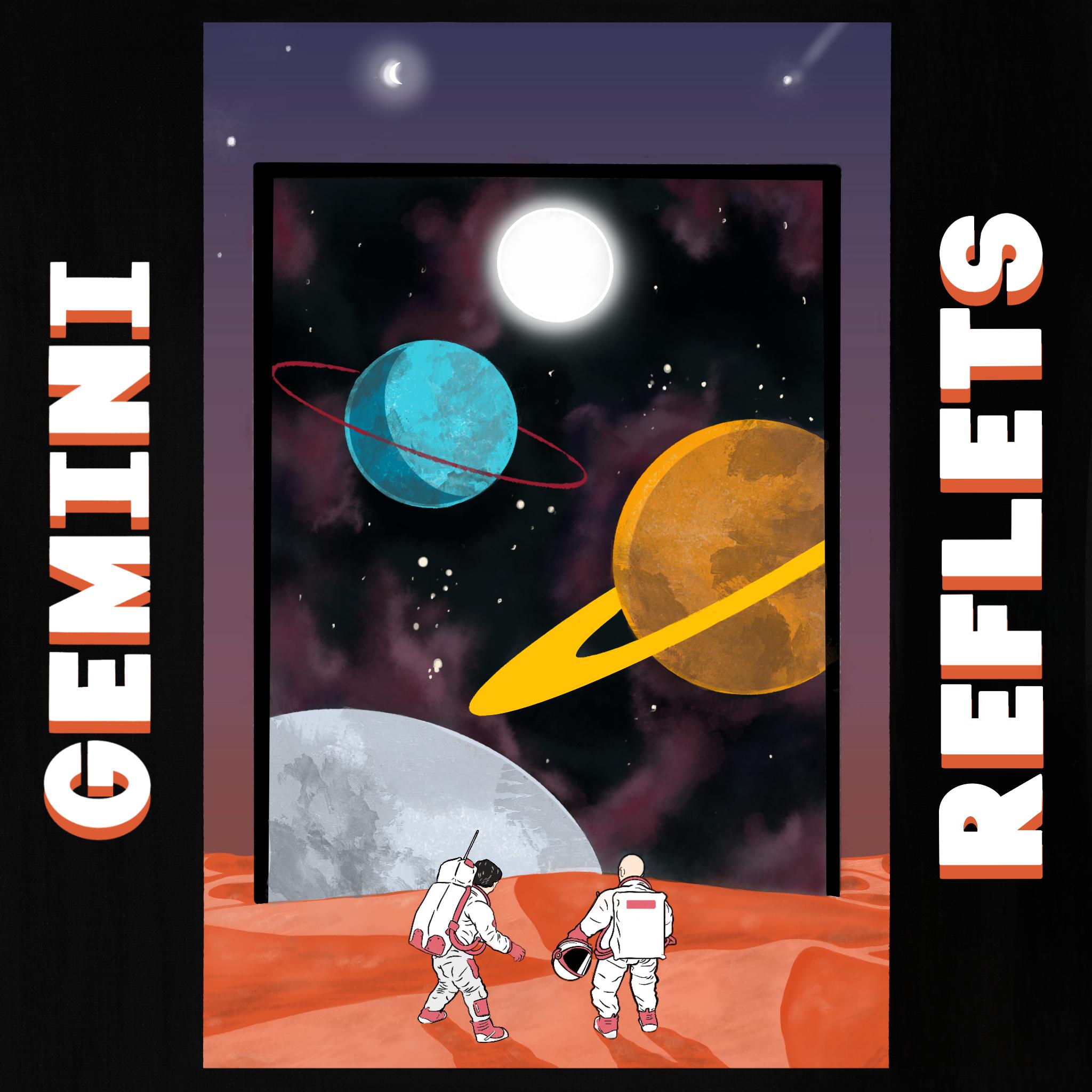 Gemini – Reflets