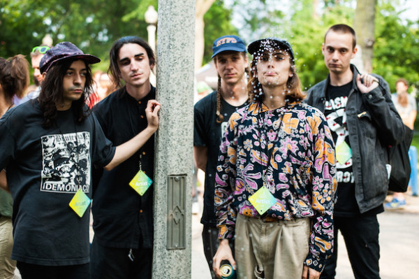 """Under The Sun"", quatrième et nouveau single de DIIV"