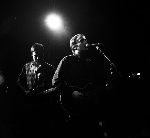The Wave Pictures + Darren Hayman + Freschard feat Stanley Brinks @ Le Point FMR - 16 Janvier 2015