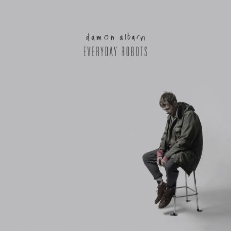 "Damon Albarn : Le single ""Everyday Robots"" en écoute."