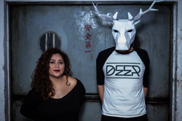"""Exclu IPR: """"Alive"""" de Deer"""