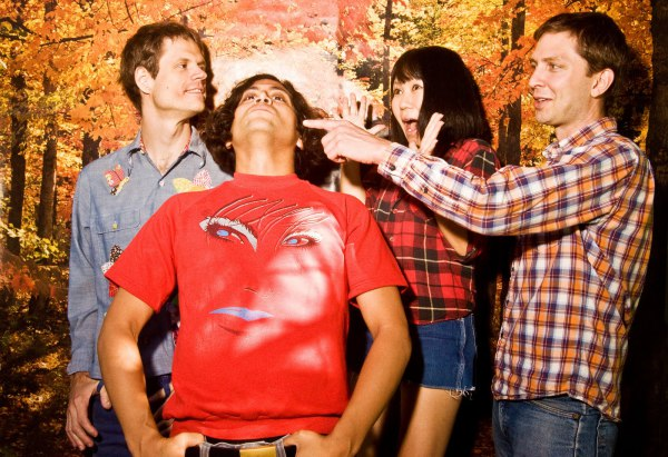Deerhoof - Exit Only
