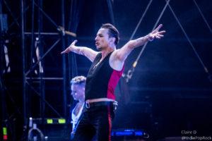 Depeche Mode @ Lollapalooza 2018