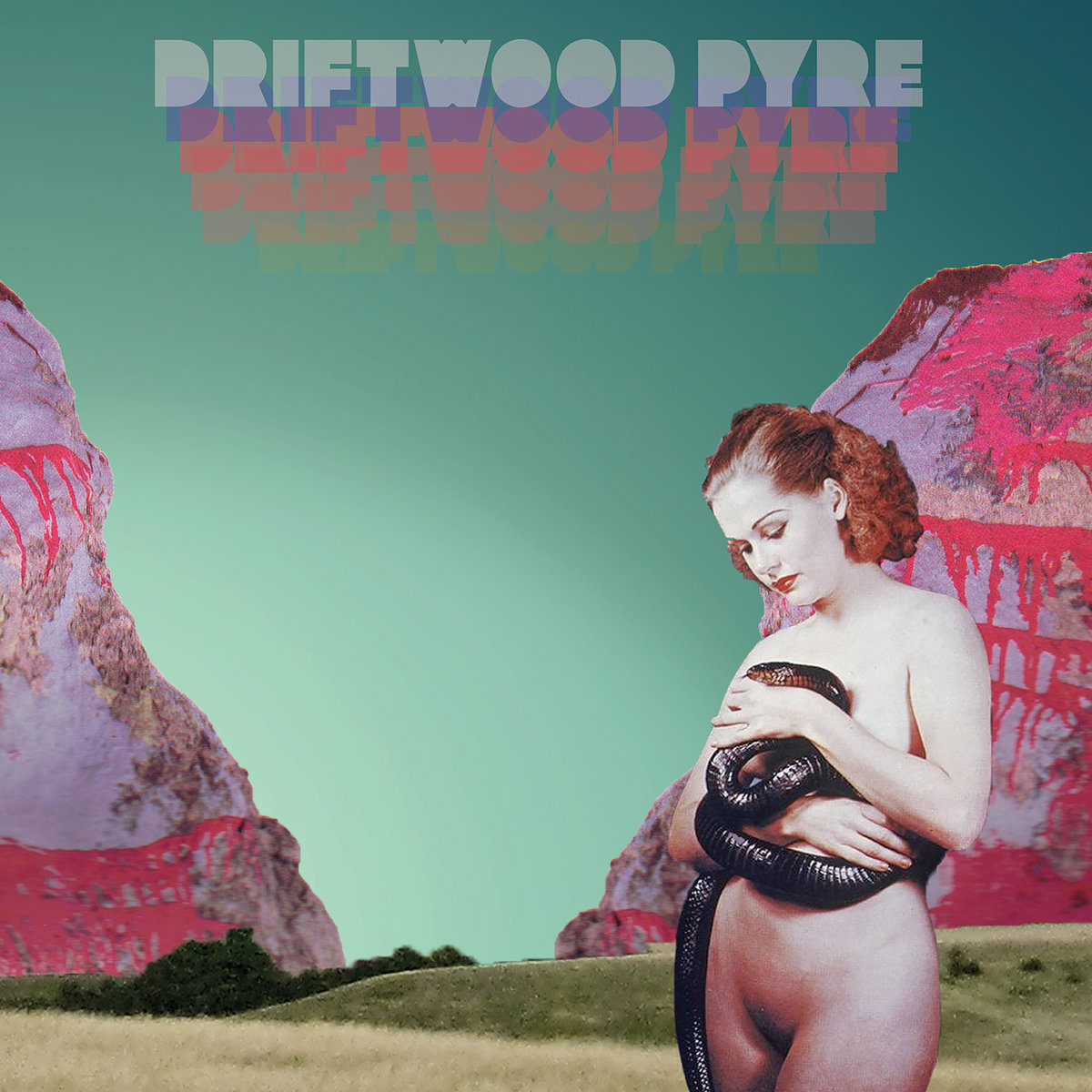 Driftwood Pyre