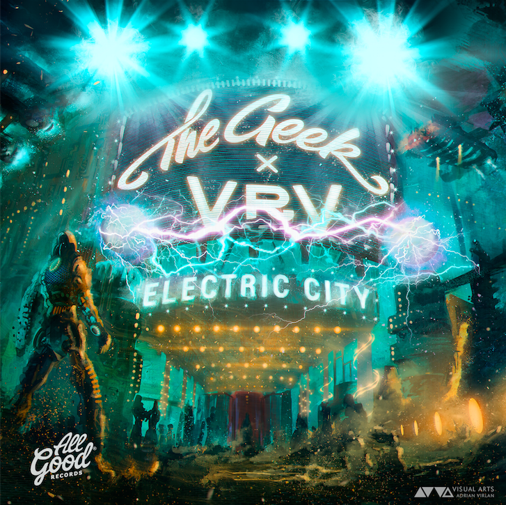 Electric City EP