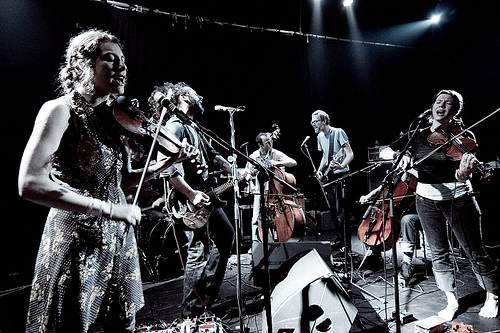 Godspeed You! Black Emperor : nouvel album, premier extrait