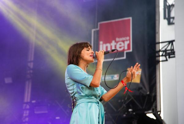 L'Impératrice Fnac Live 2018 - Indie Pop Rock Juliette Plachez