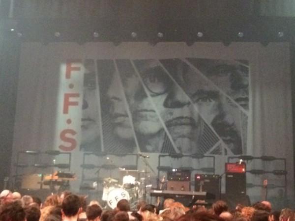 Franz Ferdinand & Sparks @ Ancienne Belgique - 24 juin 2015