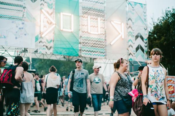 Dour Festival @ Dour, la plaine de la machine à feu - 17 juillet au 20 juillet 2014