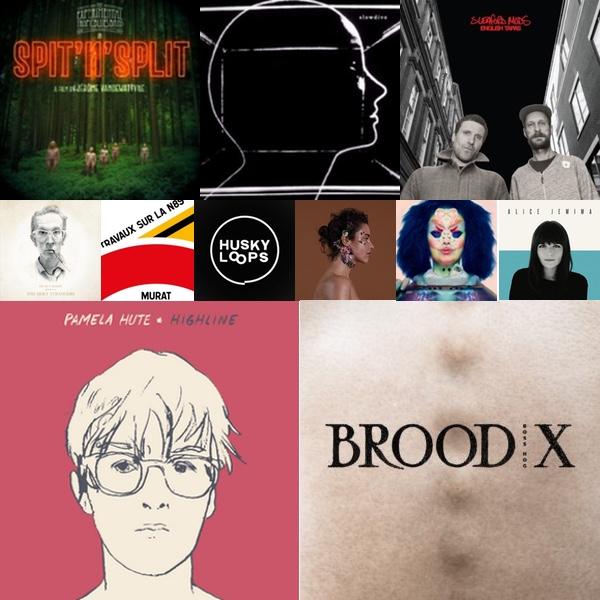 Top 20 IPR 2017 : les albums de 20 à 4