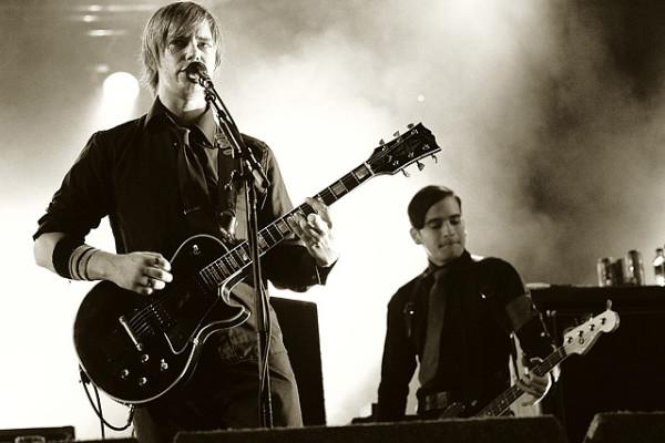 Interpol - Live @ Le Rock Dans Tous Ses Etats 2014 (via Sourdoreille)