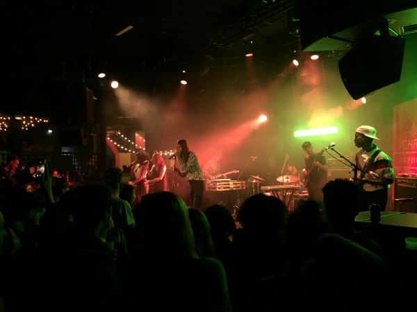 Pitchfork Opening Party @ Trabendo - 29 octobre 2014