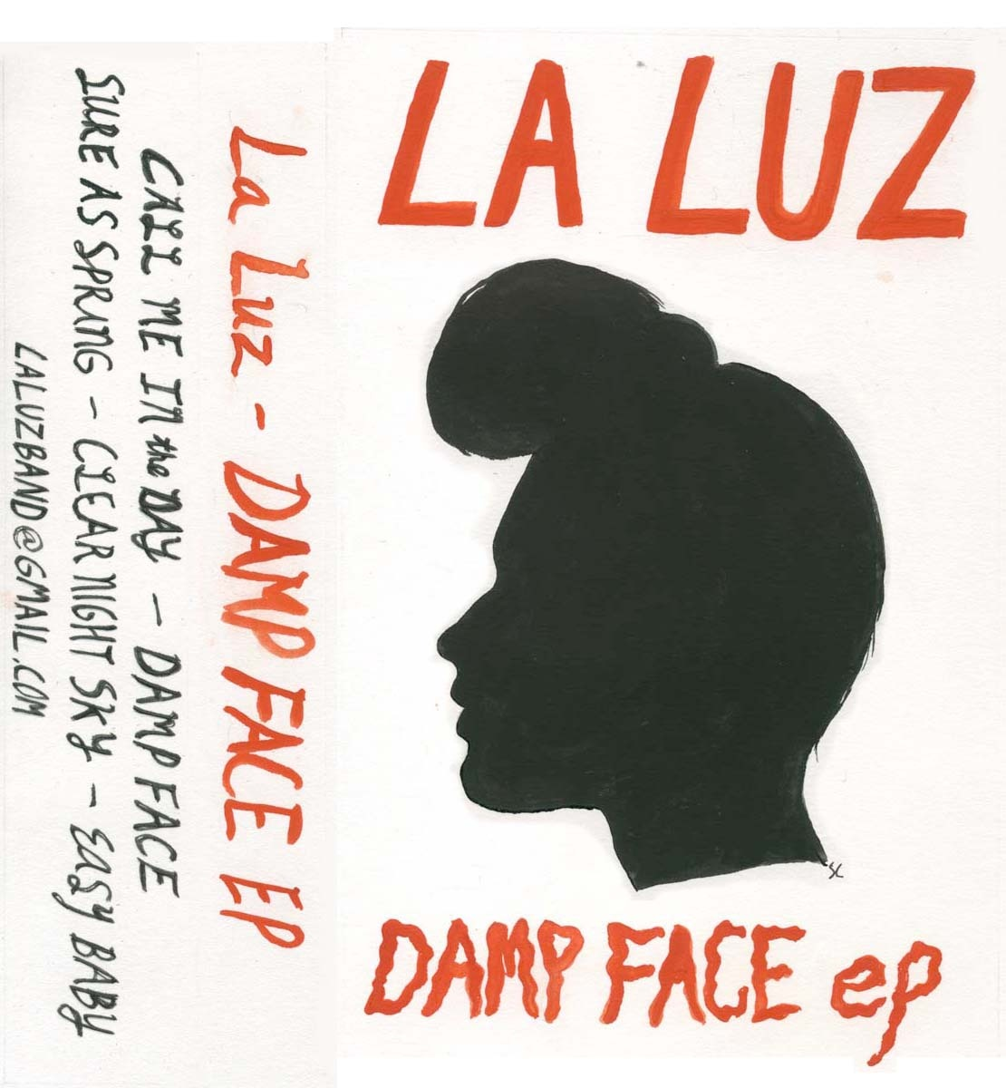 Damp Face EP