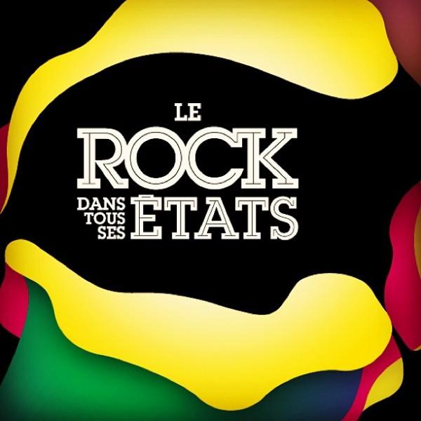 Affiche du Rock Dans Tous Ses Etats