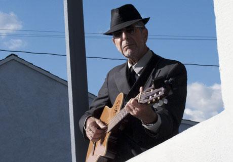 Nouvel album à l'horizon pour Leonard Cohen