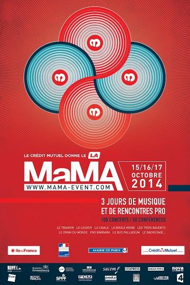 Gagnez 2x2 places pour le festival MaMA