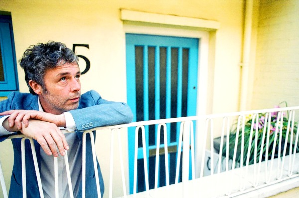 Interview de Baxter Dury