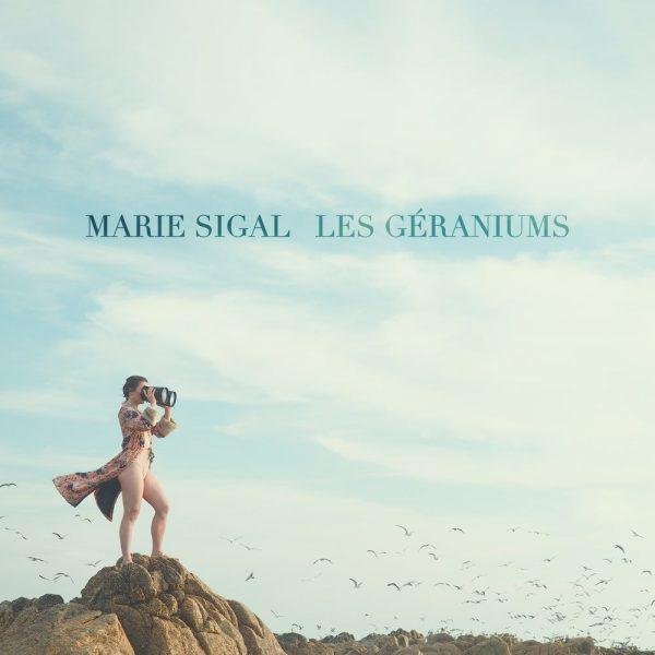 Marie Sigal - Les Géraniums