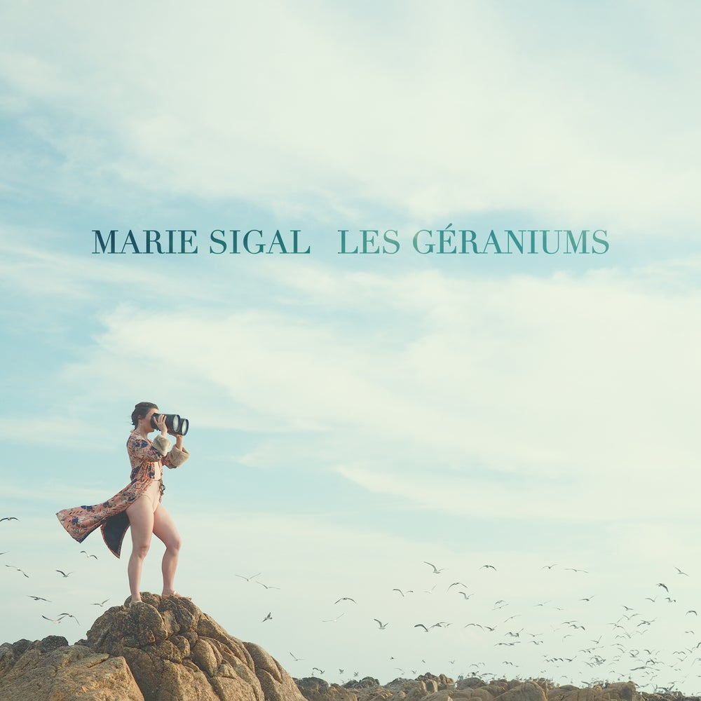Marie Sigal – Les Géraniums