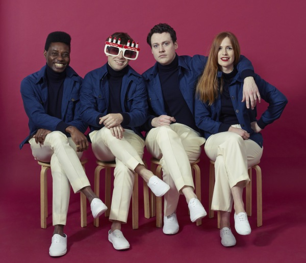 "Metronomy / ""Love Letters"" French Tour"