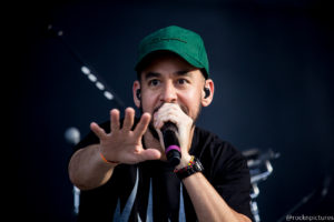 Mike Shinoda @ Rock en Seine